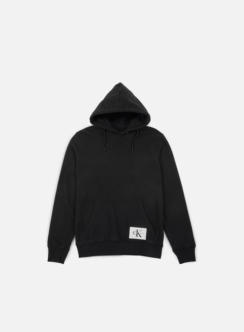 Basic Sweatshirt Calvin Klein Jeans Homeros 2 Hoodie