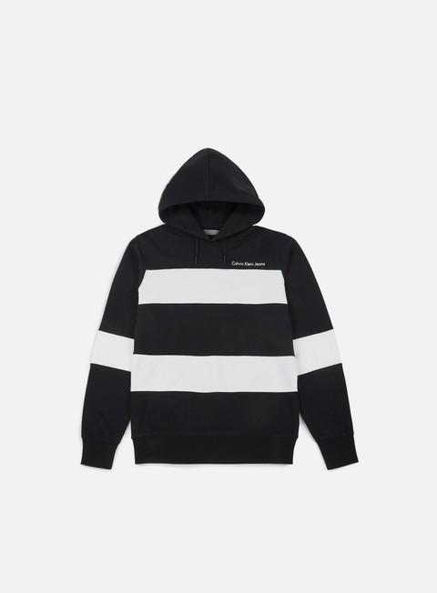 felpe calvin klein jeans honi 2 hoodie ck black