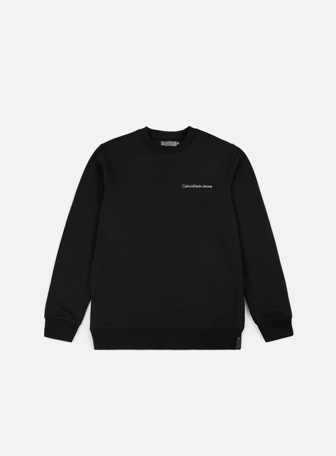 Basic Sweatshirt Calvin Klein Jeans Horos 1 Crewneck
