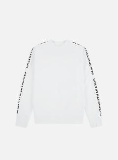 Calvin Klein Jeans Instit Side Stripe Crewneck