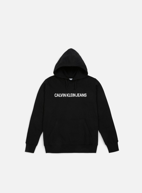 Felpe con Cappuccio Calvin Klein Jeans Institutional Hoodie