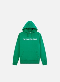 Calvin Klein Jeans - Institutional Hoodie, Jolly Green