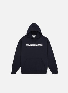 Calvin Klein Jeans - Institutional Hoodie, Night Sky