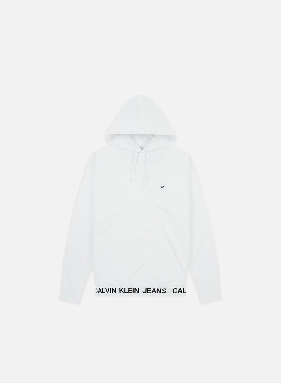 Calvin Klein Jeans Institutional Logo Waistband Hoodie