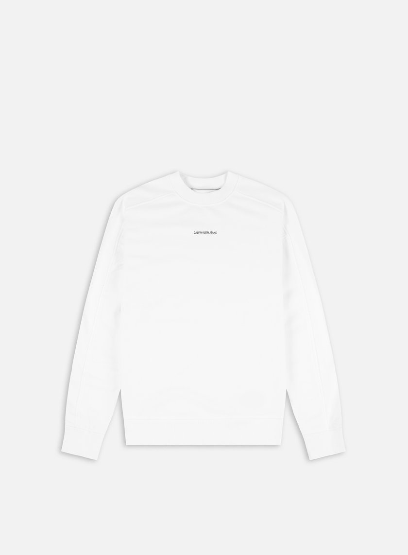 Calvin Klein Jeans Micro Branding Crewneck