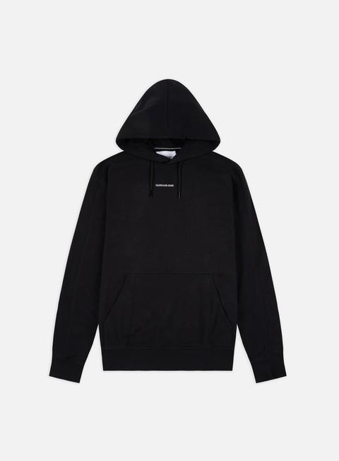 Calvin Klein Jeans Micro Branding Hoodie