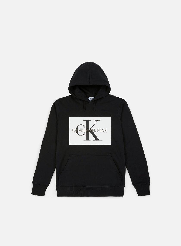 577953c9 CALVIN KLEIN JEANS Monogram Box Logo Hoodie € 60 Hooded Sweatshirts ...