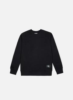 Calvin Klein Jeans Monogram Chest Logo Crewneck