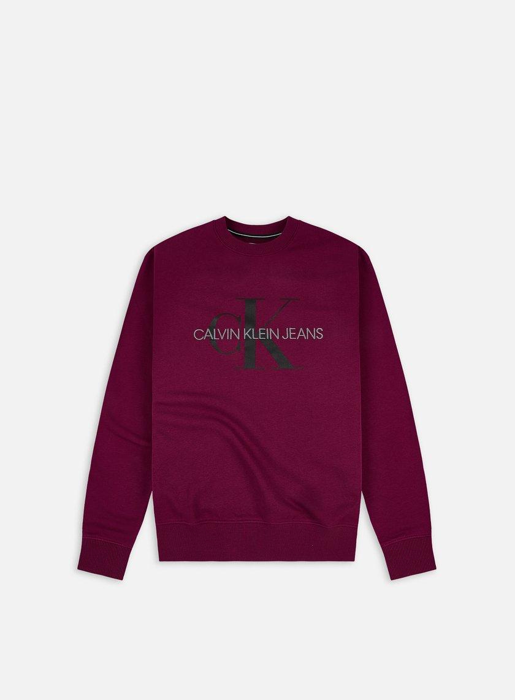 Calvin Klein Jeans Monogram Regular Crewneck