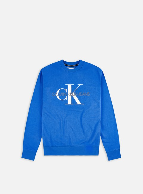 Crewneck Calvin Klein Jeans Monogram Regular Crewneck