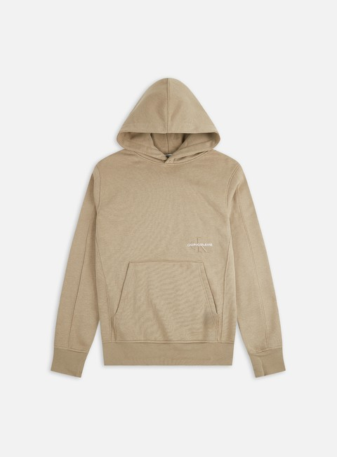 Hoodie Calvin Klein Jeans Off Placed Iconic Hoodie