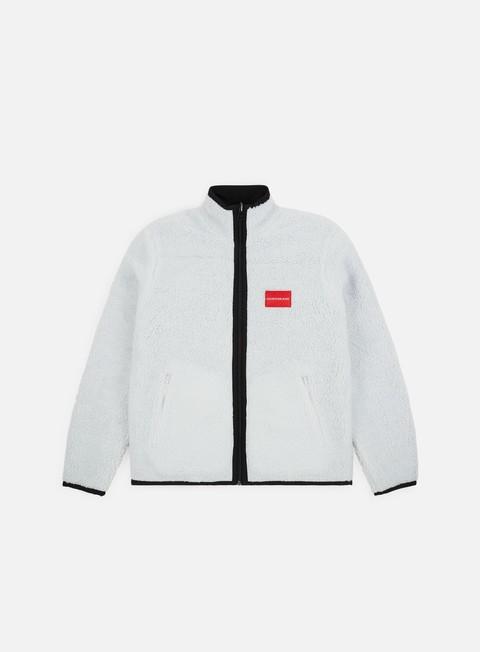 Outlet e Saldi Maglioni e Pile Calvin Klein Jeans Reversible Institutional Fleece