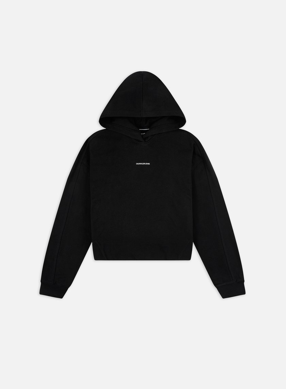 Calvin Klein Jeans WMNS Micro Branding Hoodie