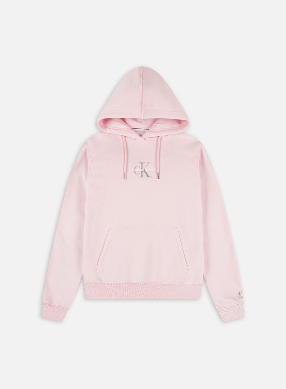 Calvin Klein Jeans WMNS Monogram Logo Hoodie