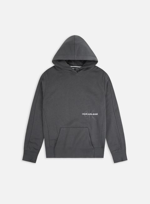 Calvin Klein Jeans WMNS Off Placed Monogram Hoodie