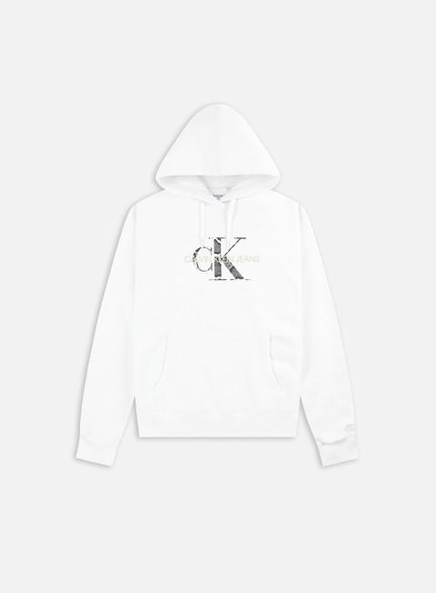 Calvin Klein Jeans WMNS Reptile Monogram Hoodie