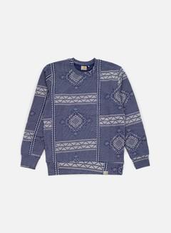 Carhartt - Assyut Sweatshirt, Assyut Print Blue/White