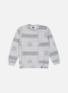 Carhartt - Assyut Sweatshirt, Assyut Print White/Black 1