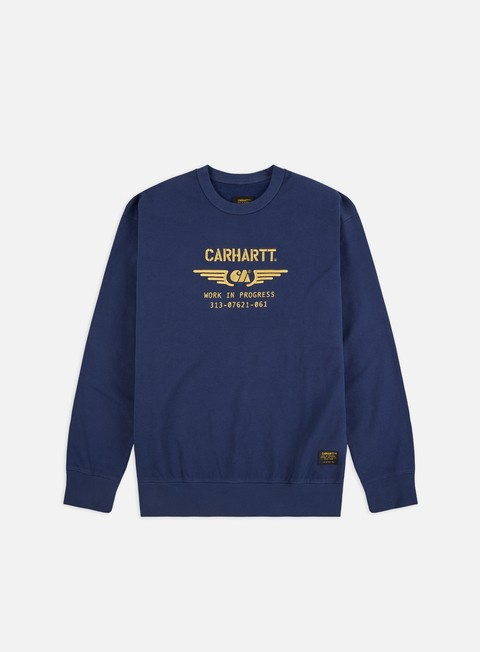 Carhartt CA Wings Crewneck