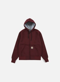 Carhartt - Car-Lux Hooded Jacket, Chianti