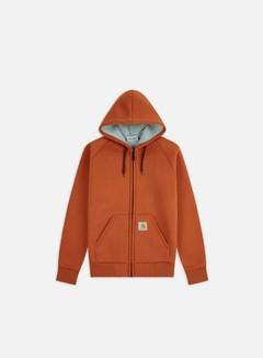 Carhartt - Car-Lux Hooded Jacket, Cinnamon/Grey