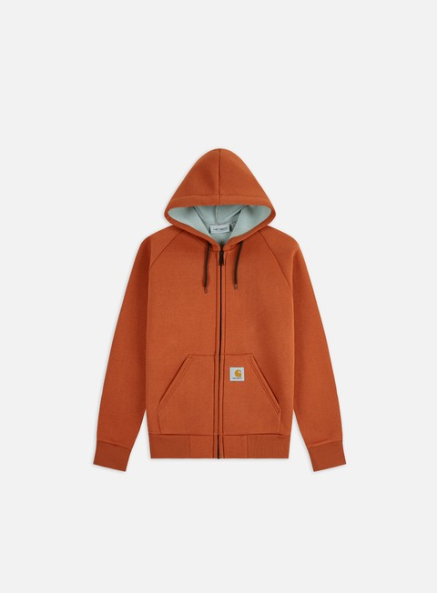 Intermediate Jackets Carhartt Car-Lux Hooded Jacket