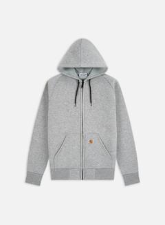 Carhartt - Car-Lux Hooded Jacket, Grey Heather/Grey Heather