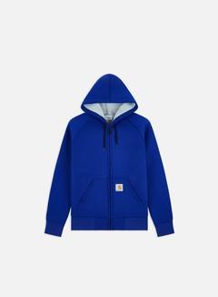 Carhartt - Car-Lux Hooded Jacket, Thunder Blue