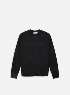 Carhartt - Carhartt Sweatshirt, Black/Black