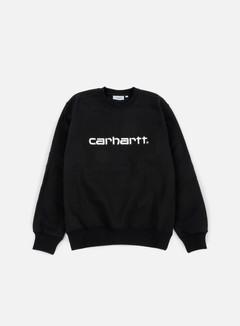 Carhartt - Carhartt Sweatshirt, Black/Wax