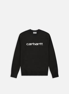 Carhartt - Carhartt Sweatshirt, Black/White