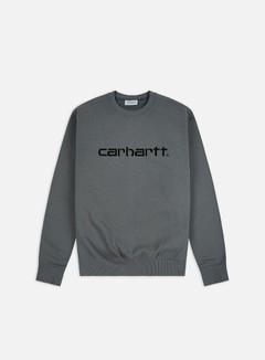 Carhartt - Carhartt Sweatshirt, Husky/Black