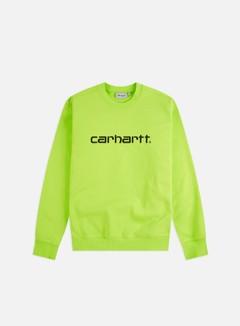 Carhartt - Carhartt Sweatshirt, Lime/Black