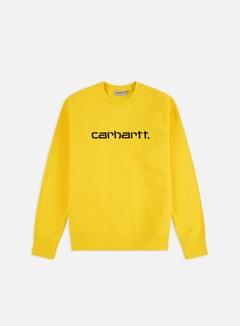 Carhartt - Carhartt Sweatshirt, Primula/Black