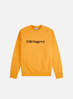 Carhartt - Carhartt Sweatshirt, Sunflower/Black