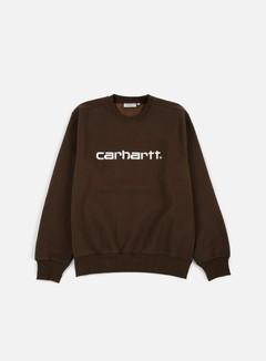 Carhartt - Carhartt Sweatshirt, Tobacco/Wax 1