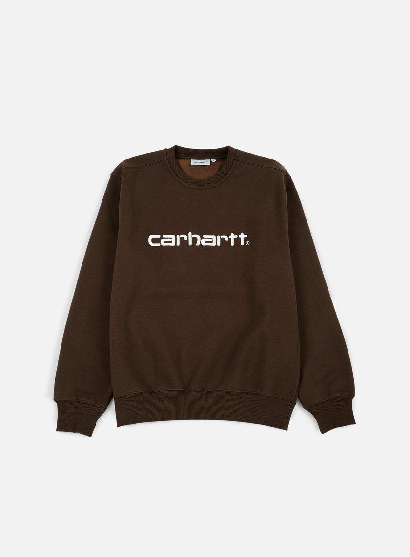 Carhartt - Carhartt Sweatshirt, Tobacco/Wax