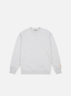 Carhartt - Chase Sweatshirt, Ash Heather