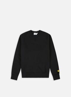 Carhartt - Chase Sweatshirt, Black 1