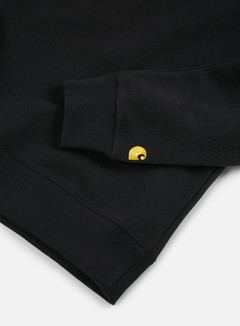 Carhartt - Chase Sweatshirt, Black 3