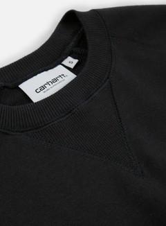 Carhartt - Chase Sweatshirt, Black/Gold 2