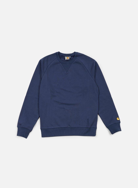 Carhartt - Chase Sweatshirt, Blue