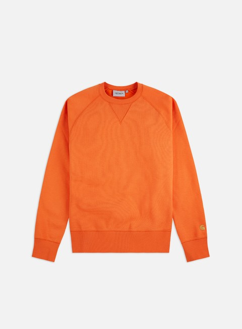 Sale Outlet Basic Sweatshirt Carhartt Chase Sweatshirt