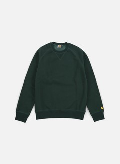 Carhartt - Chase Sweatshirt, Conifer 1