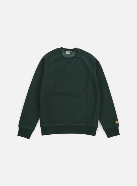felpe carhartt chase sweatshirt conifer