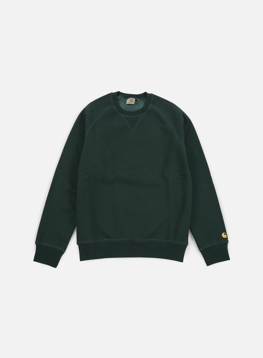 Carhartt - Chase Sweatshirt, Conifer