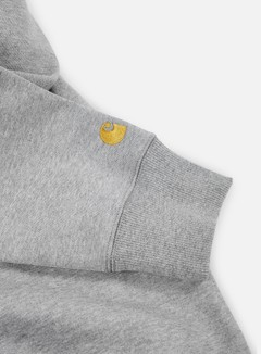 Carhartt - Chase Sweatshirt, Grey Heather 2