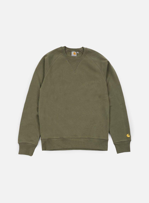 Carhartt - Chase Sweatshirt, Leaf