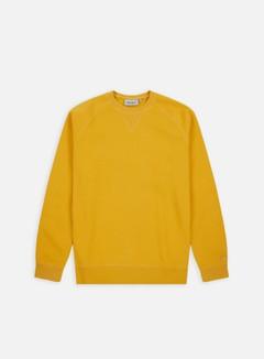 Carhartt - Chase Sweatshirt, Quince/Gold