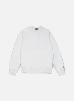 Carhartt - Chase Sweatshirt, White